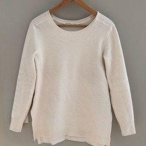 Athleta   Seed Stitch Merino Sweater